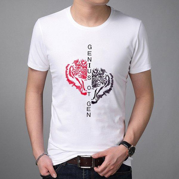 Blanc-tigre Head-