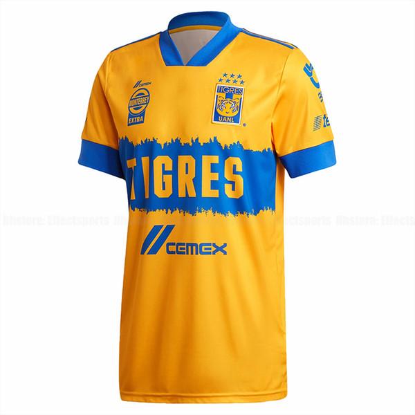 2021 Tigres Home Yellow