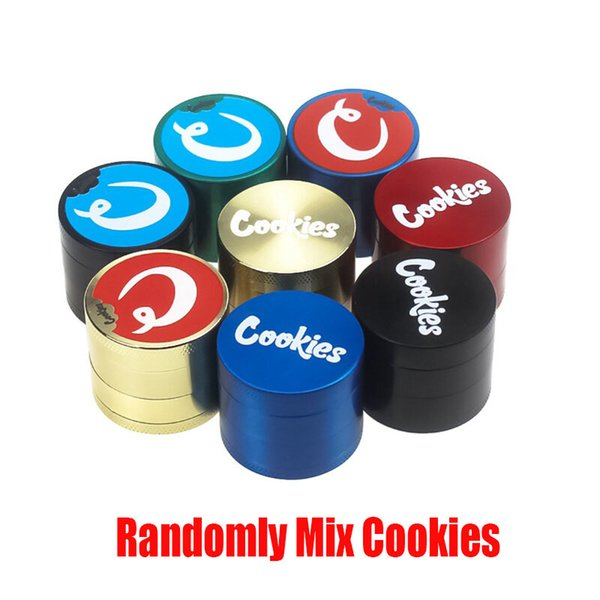 Cookies Randomly Mix Colors