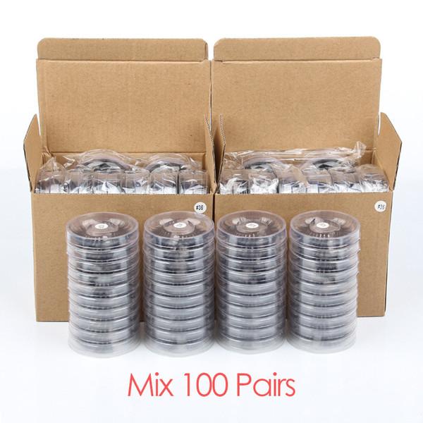 Lashes 12-16mm Mix 100 accoppiamenti