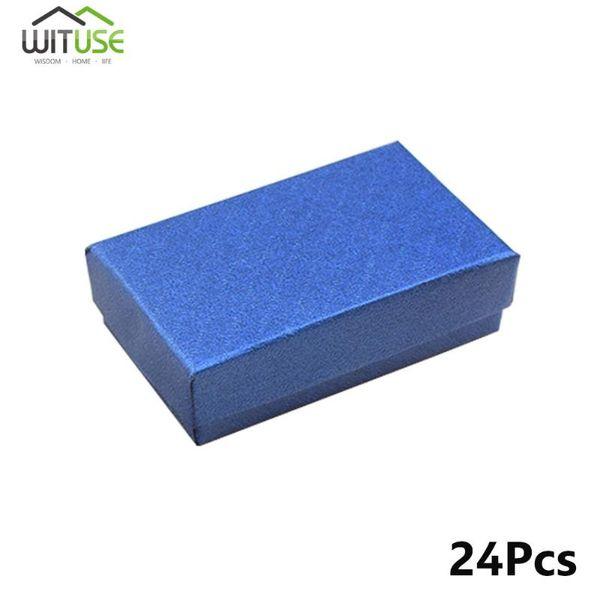 Royal blue 8x5x2.5cm