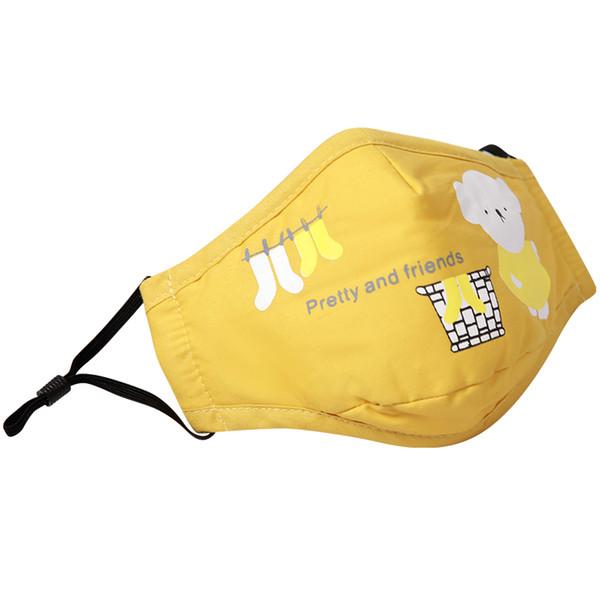 giallo Bear (inviare un pezzo di filtro)