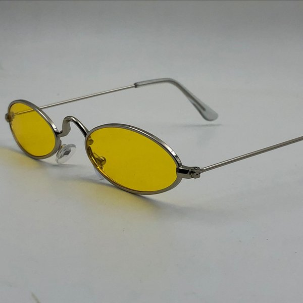 C6 Silver Frame Yellow Tablets