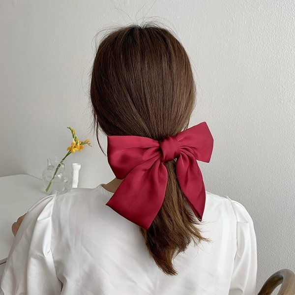 Wine Red Spring Clip (adult)