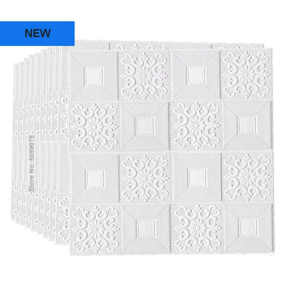 bianco-3pcs70x70cmx 0,3 centimetri