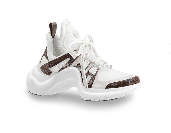 Weiß + Braun