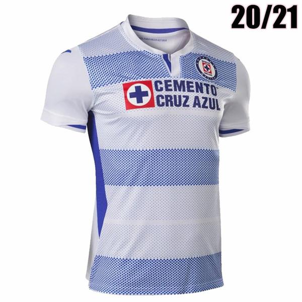 Cruz Azul 2021 Away White