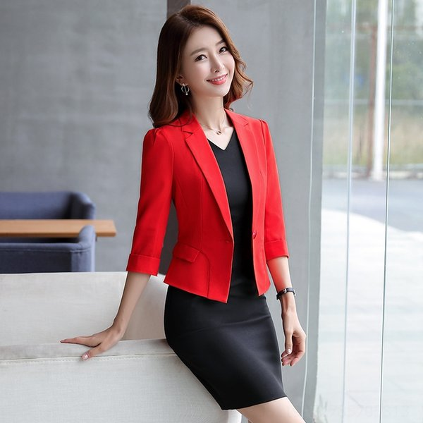 Red Jacket + falda