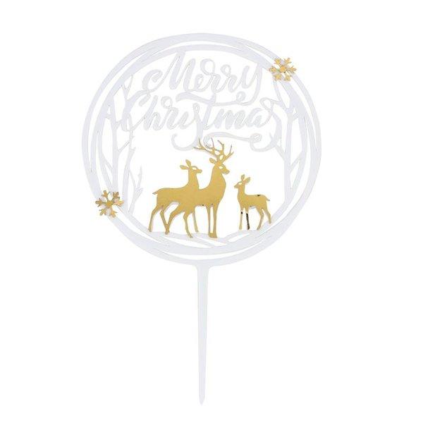 Elk белый