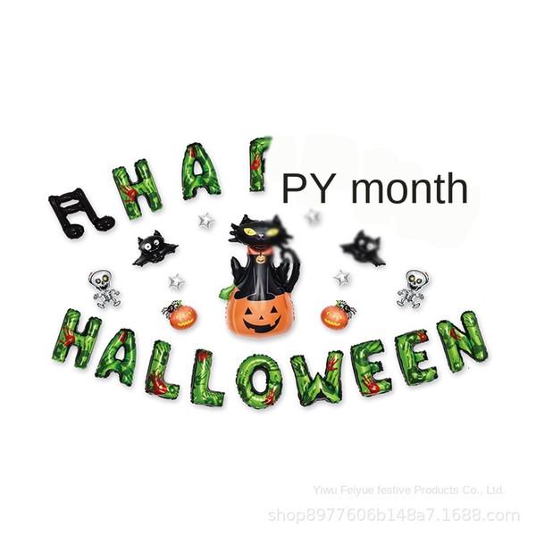 Halloween Set 8