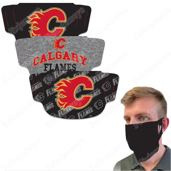 Calgary Flames-orden de la mezcla