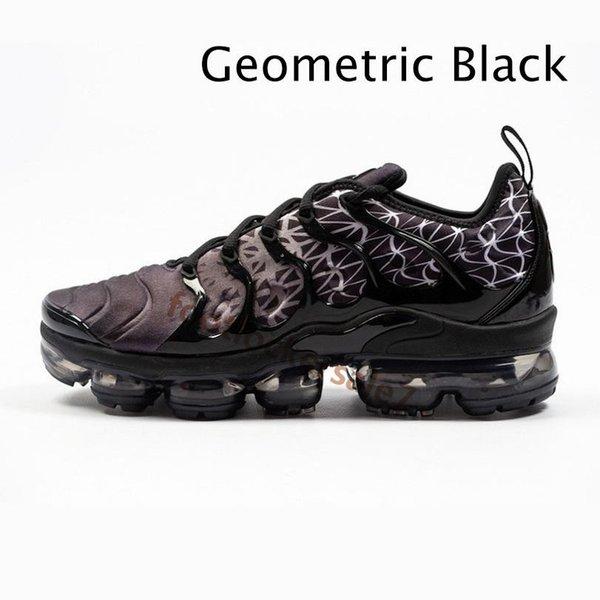 geometrik Siyah