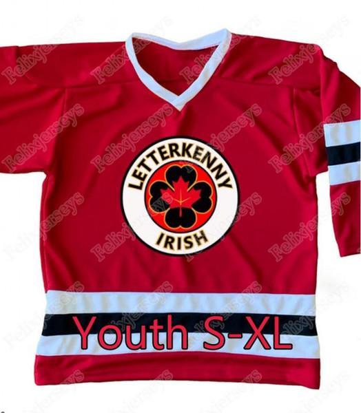 Красная молодость S-XL