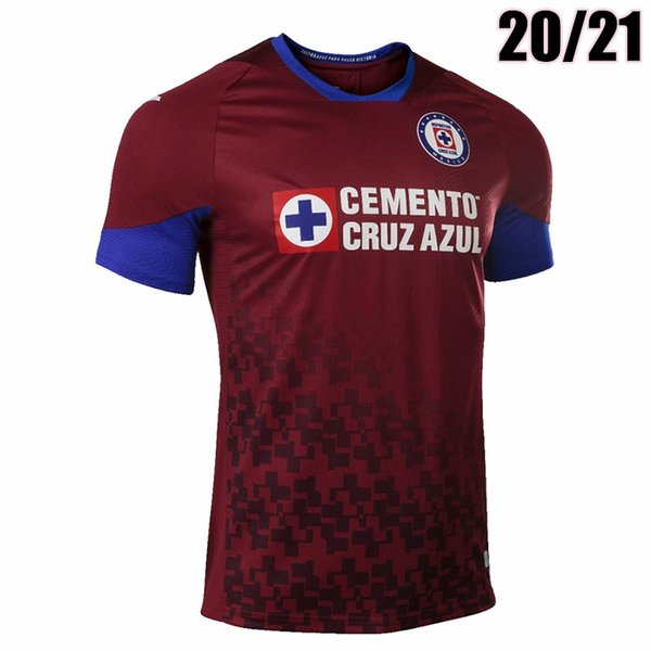Cruz Azul 2021 Third Red