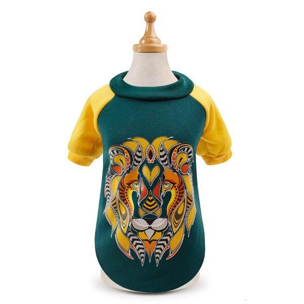 Lion Vert