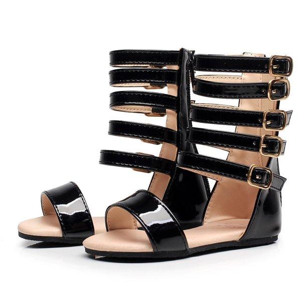 Siyah-ayakkabı uzunluğunun 13.0CM
