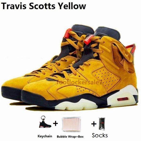 6s-Travis Scotts Amarelo