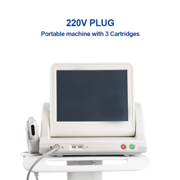 220V 3 Cartridges