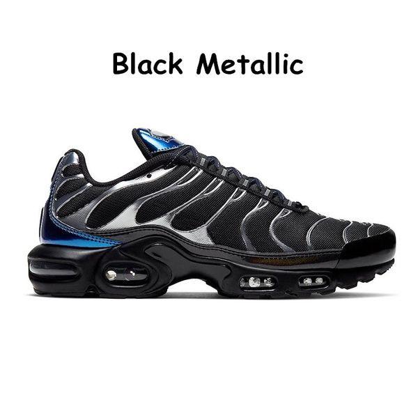 20 Siyah Metalik