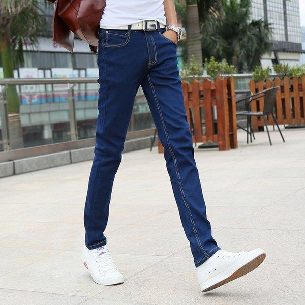 Jeans bleu pur