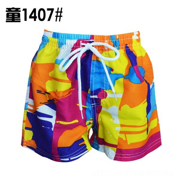 Pantalones K1407 playa para niños