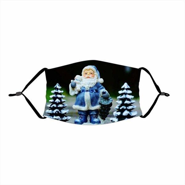 Maschera di Natale 14