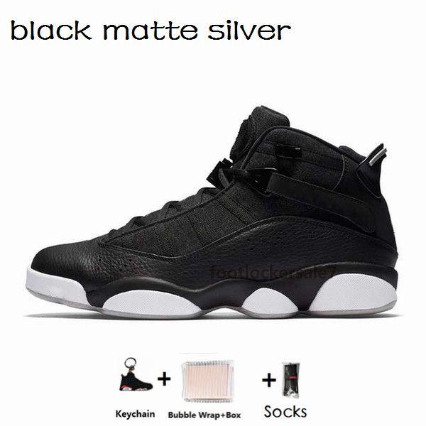 6s-40-47 prata preto fosco