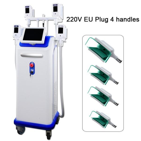 220V EU Plug 4 alças
