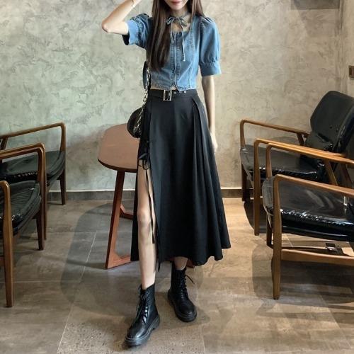 Skirt m
