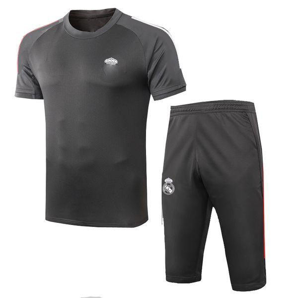 Kit à manches courtes grises D282 # 2021