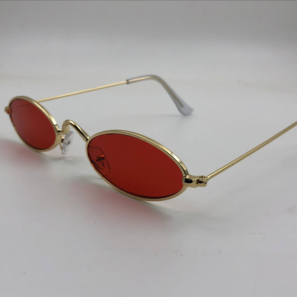 C1 Gold Frame Red Slice