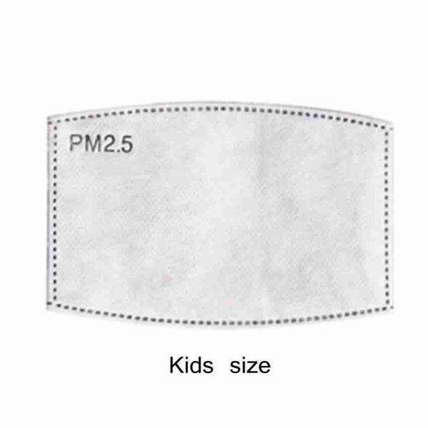1pcs niños almohadilla de filtro