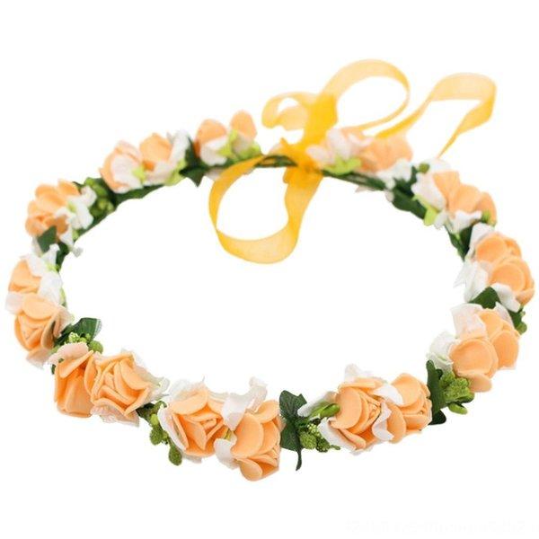 Fragola singola riga arancione Corona