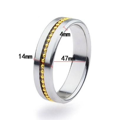 Gold 47mm