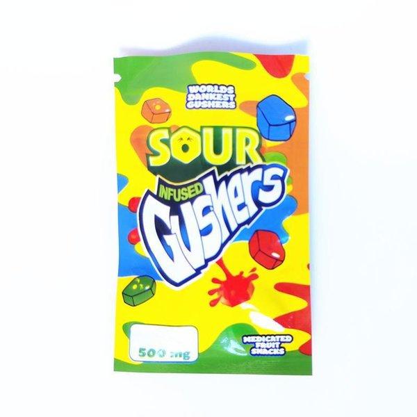 Sour bag Gushers