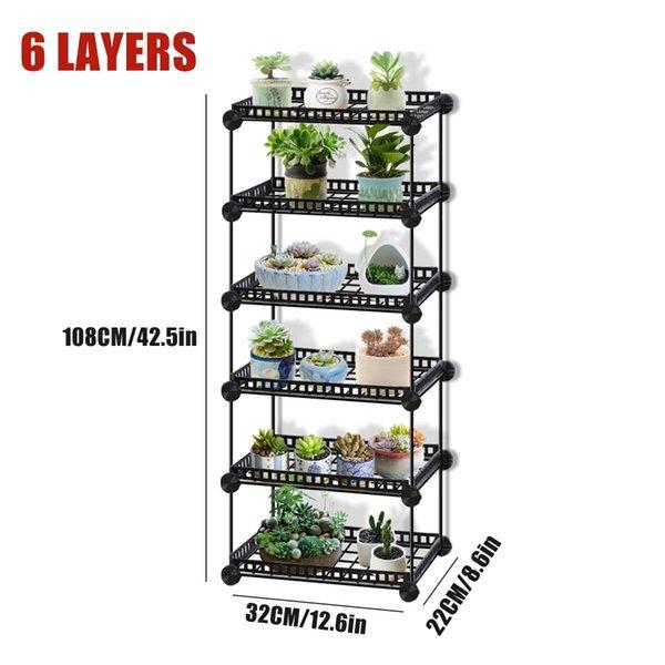 6 niveaux