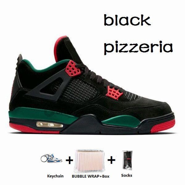 pizzeria noire