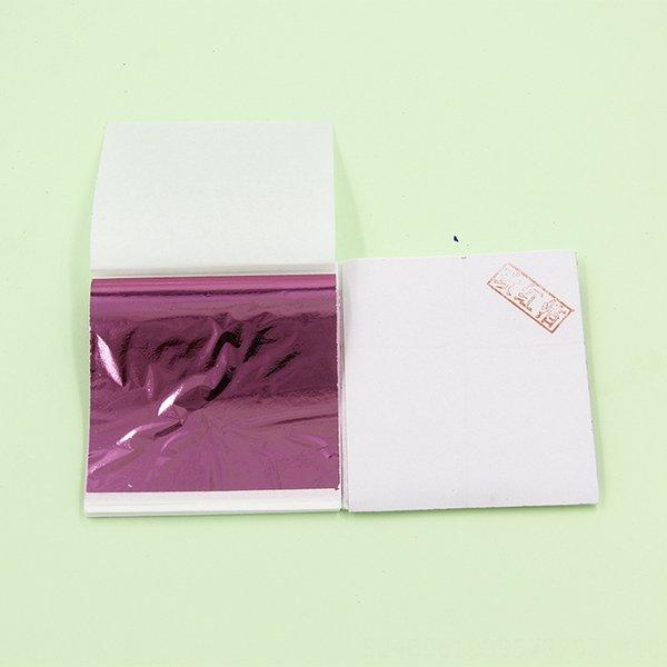 Rose Pink 9x9-100 Sheetsxset