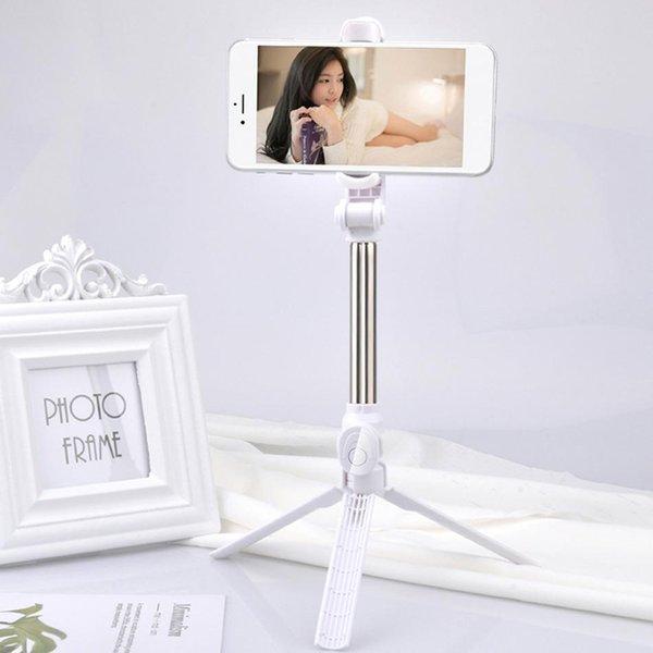 Bluetooth Selfie Stick_3# White
