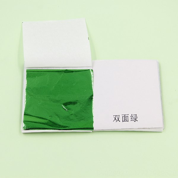 Green 9x9-100 Sheetsxset