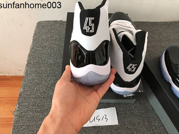 concord with 45 number