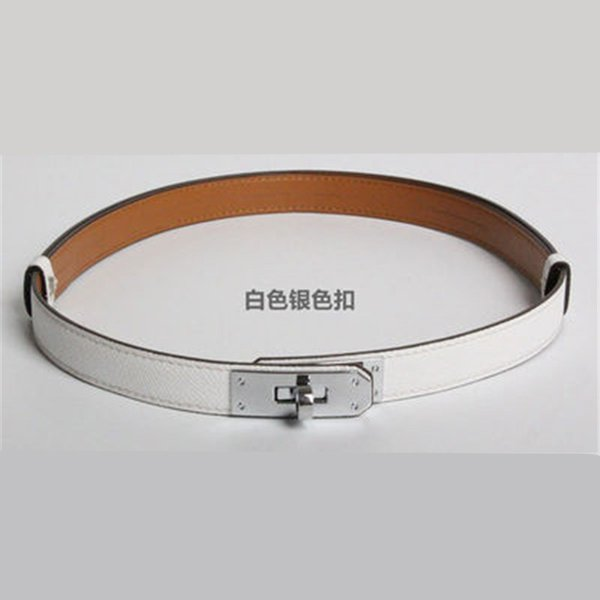 1Pcs_#White/Sliver buckle_ID915058