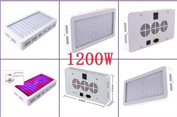 120pcs 1200w Full spectrum