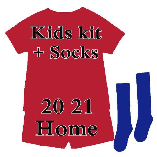 TZ062 2021 홈 어린이 키트 유무 양말