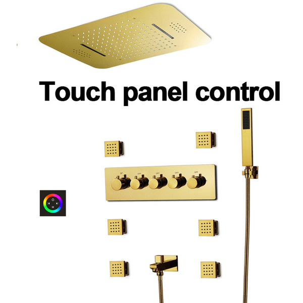 Touch Panel Control Light