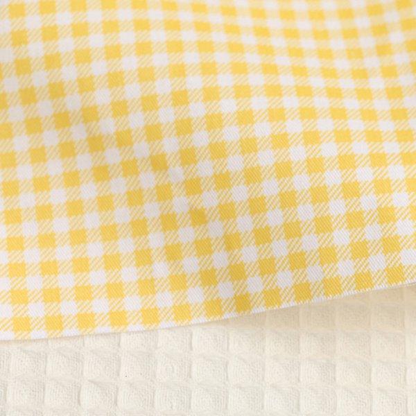 Желтый Check-150x160cm 1.5м