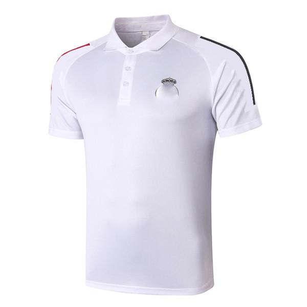 C512 # 2021 Polo blanc