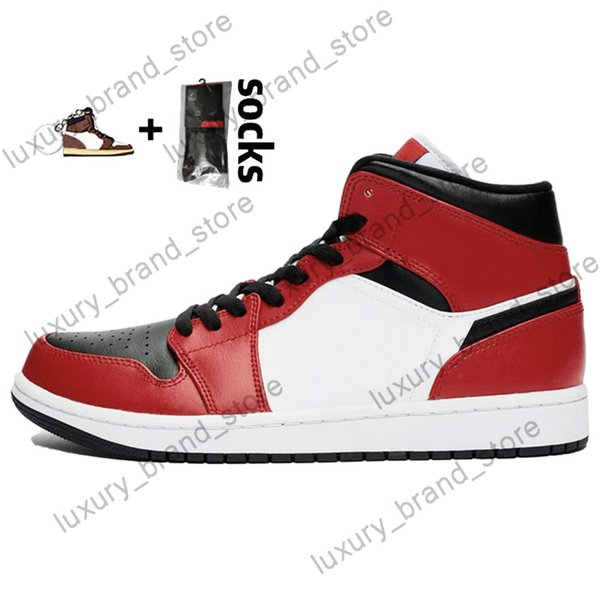 A30 Mid Chicago Black Toe 36-46