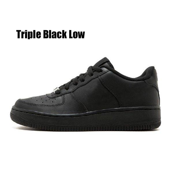 Low Black Triplo