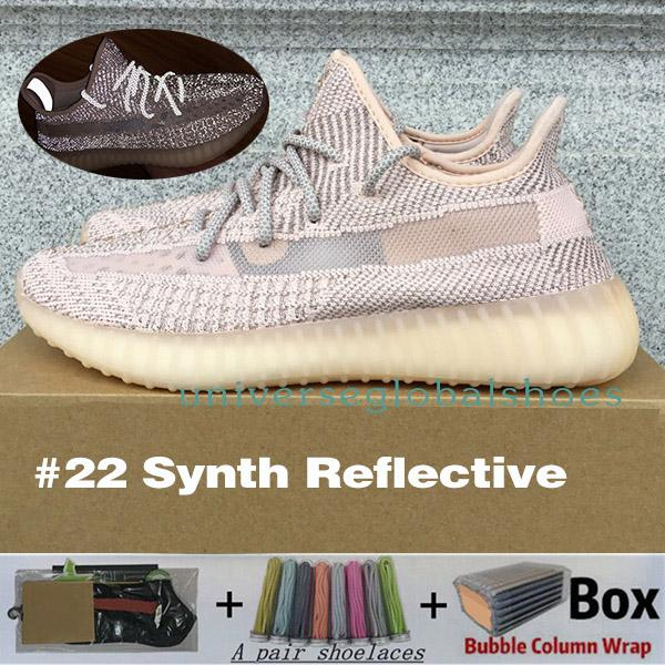 # 22 Synth reflectante